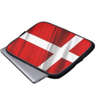 Bandera de la manga del ordenador portátil del funda computadora
