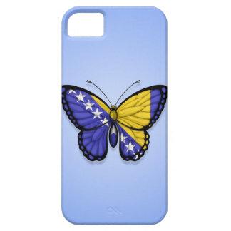 Bandera de la mariposa de Bosnia y Hercegovina en iPhone 5 Coberturas