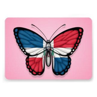 Bandera de la mariposa de la República Dominicana Comunicados Personales