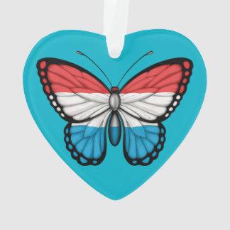 Bandera de la mariposa de Luxemburgo