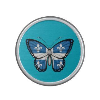 Bandera de la mariposa de Quebec Altavoz