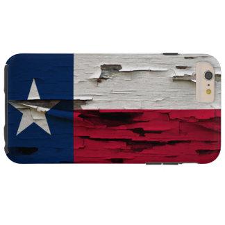 Bandera de la mirada de la cáscara de la pintura funda de iPhone 6 plus tough