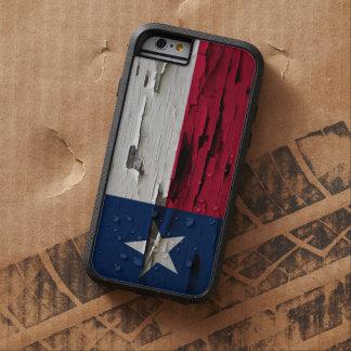 Bandera de la mirada de la cáscara de la pintura funda tough xtreme iPhone 6
