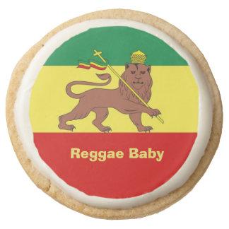 Bandera de la música del reggae de Rastafari