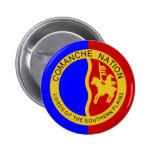 Bandera de la nación del Comanche Pins