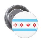 BANDERA DE LA OTAN CHICAGO PINS