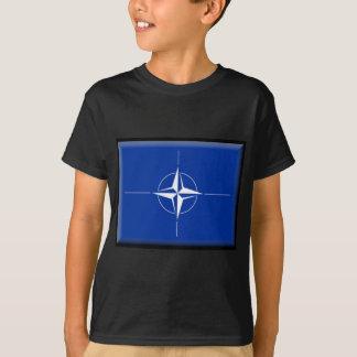 Bandera de la OTAN Playera