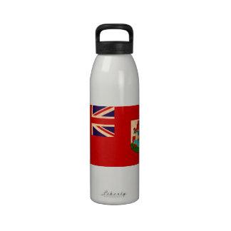Bandera de la persona de Bermudas del modelo del v Botellas De Agua Reutilizables