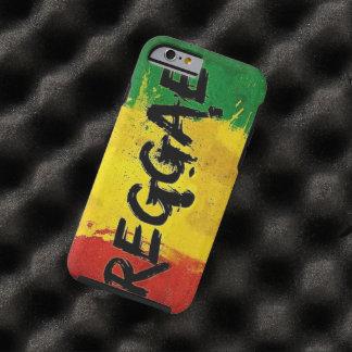 bandera de la pintada del reggae