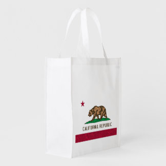 Bandera de la pintura de la esponja de la bolsa reutilizable