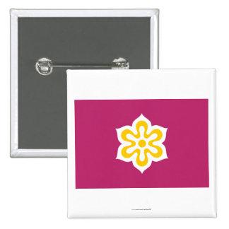 Bandera de la prefectura de Kyoto Pins
