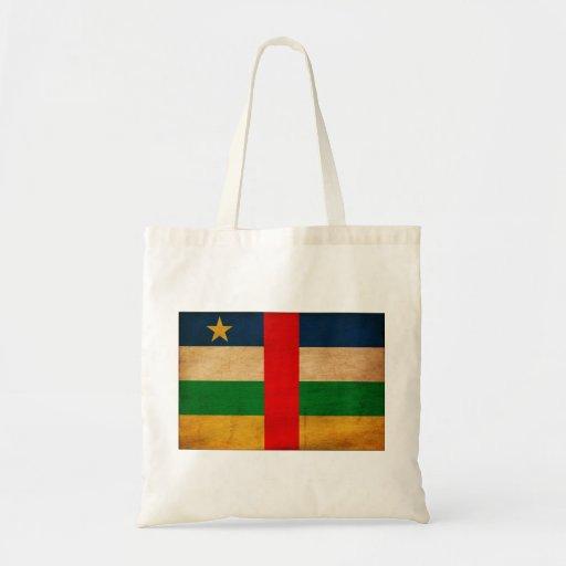 Bandera de la República Centroafricana Bolsas
