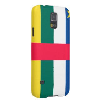 Bandera de la República Centroafricana Funda De Galaxy S5