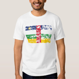 Bandera de la República Centroafricana Playeras