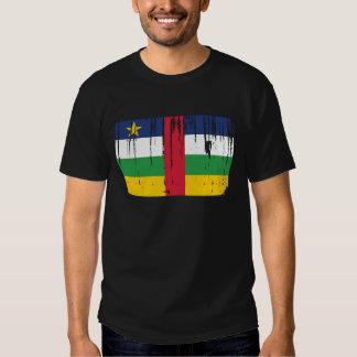 Bandera de la República Centroafricana Polera