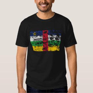 Bandera de la República Centroafricana Poleras