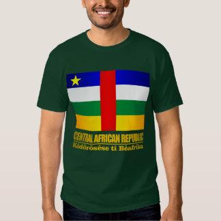 Bandera de la República Centroafricana Remeras