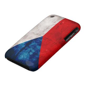 Bandera de la República Checa Case-Mate iPhone 3 Fundas