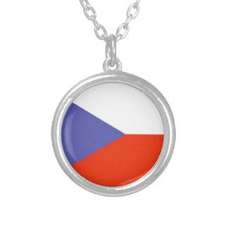 Bandera de la República Checa Pendiente Personalizado