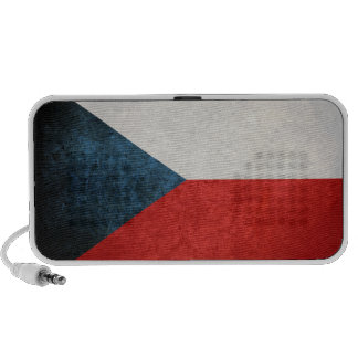 Bandera de la República Checa Mini Altavoz