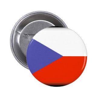 Bandera de la República Checa Pins