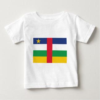 Bandera de la república de África central Remera