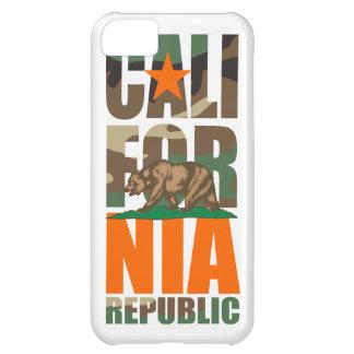 Bandera de la república de California del camuflaj