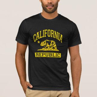 Bandera de la república de California Playera
