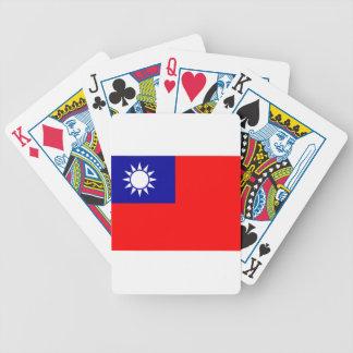 Bandera de la República de China (Taiwán) - 中華民國國旗 Barajas De Cartas