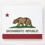 Bandera de la república de Sacramento