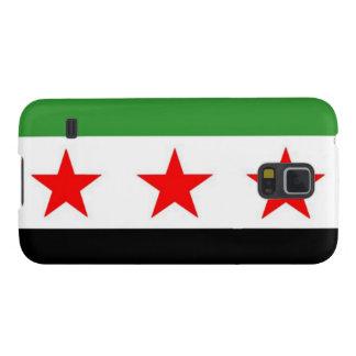 Bandera de la república de Siria Funda Galaxy S5