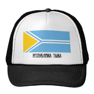 Bandera de la república de Tyva Gorras De Camionero