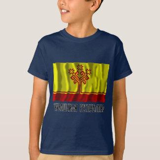 Bandera de la república del Chuvash Camisas