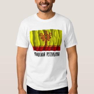 Bandera de la república del Chuvash Polera
