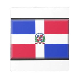 Bandera de la República Dominicana Bloc De Papel
