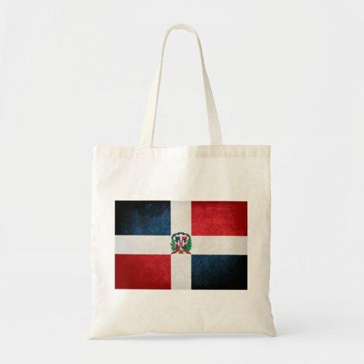 Bandera de la República Dominicana Bolsas De Mano