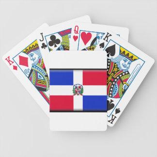 Bandera de la República Dominicana Cartas De Juego