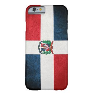 Bandera de la República Dominicana Funda De iPhone 6 Slim