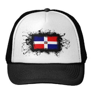 Bandera de la República Dominicana Gorras