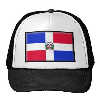 Bandera de la República Dominicana Gorro De Camionero