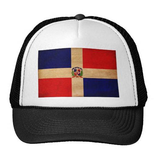 Bandera de la República Dominicana Gorros