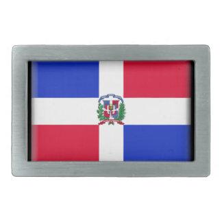 Bandera de la República Dominicana Hebilla De Cinturon