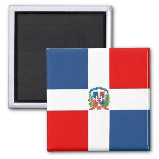Bandera de la República Dominicana Imán De Frigorífico