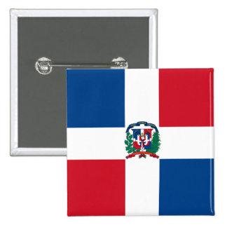 Bandera de la República Dominicana Pin
