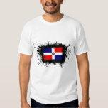 Bandera de la República Dominicana Playera