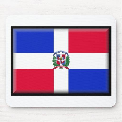 Bandera de la República Dominicana Tapete De Raton