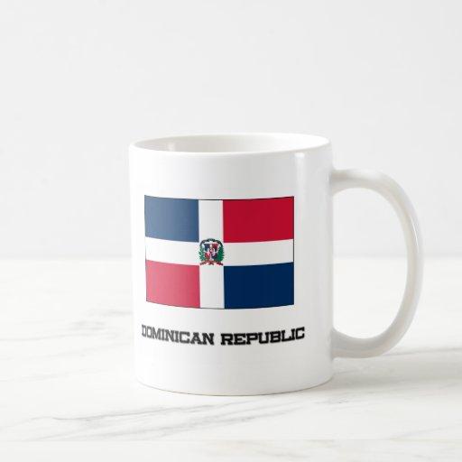 Bandera de la República Dominicana Taza Clásica