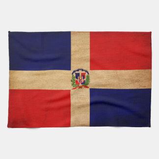 Bandera de la República Dominicana Toallas De Cocina