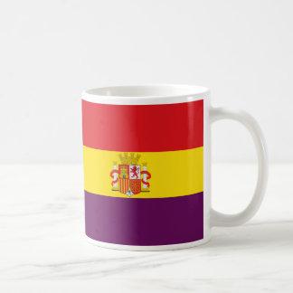 Bandera de la República Española Coffee Mug