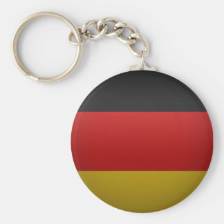 bandera de la República Federal de Alemania Llavero Redondo Tipo Pin